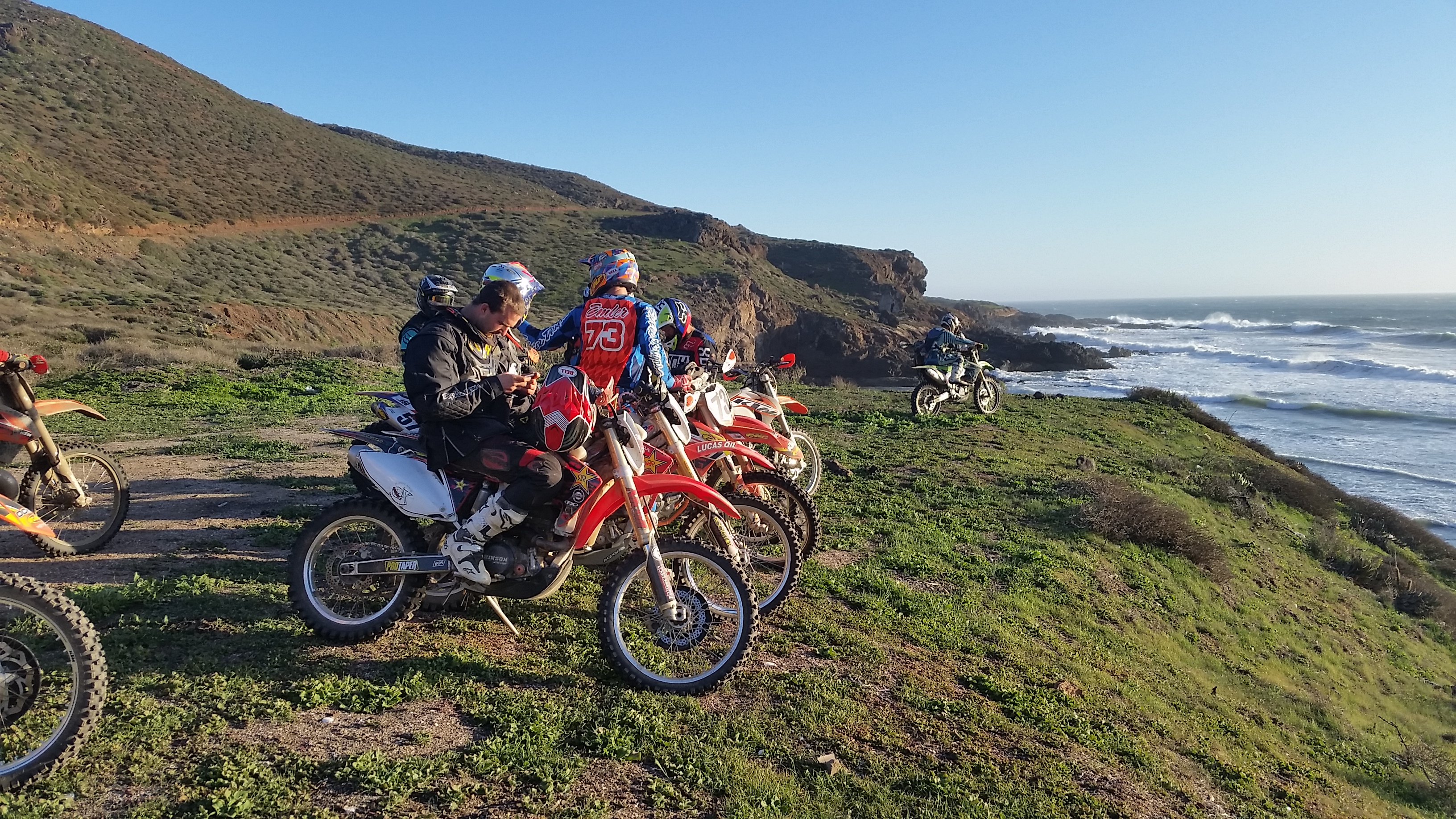 Las Vegas Dirt Bike Tours