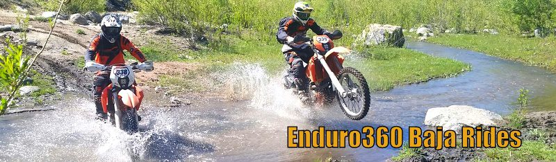 Baja Motorcycle Tours