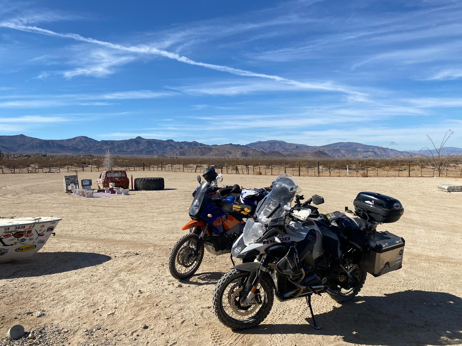 2020 Baja 1000 ADV Ride Photos